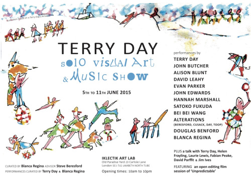 Terry Day Music & Visual Art