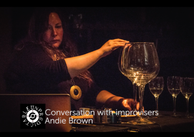 Conversations with Improvisers